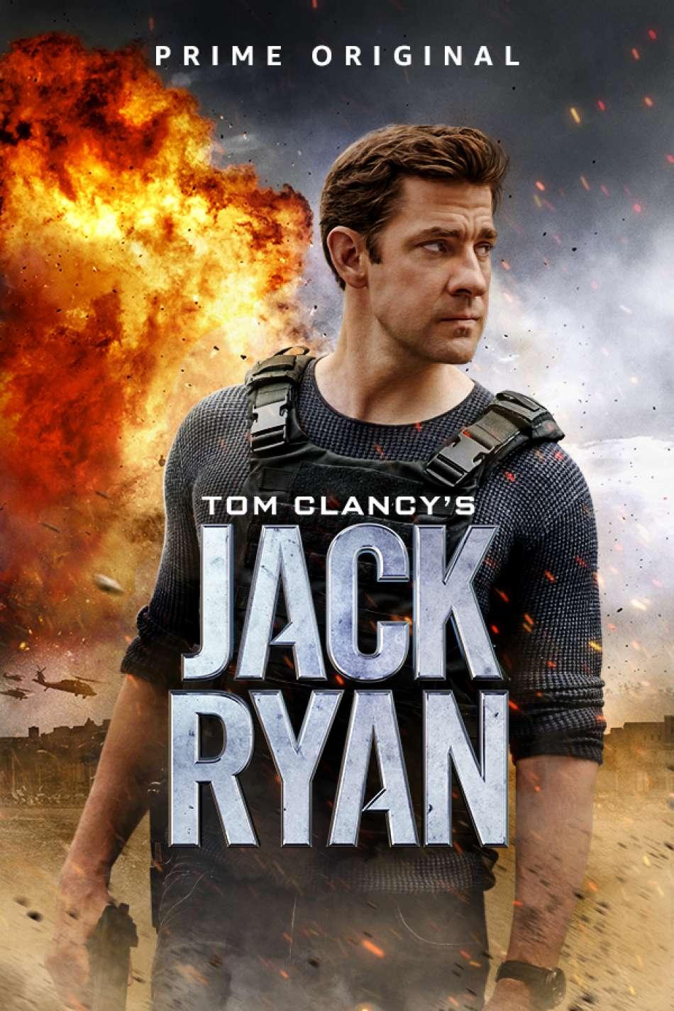 Tv serie Jack Ryan