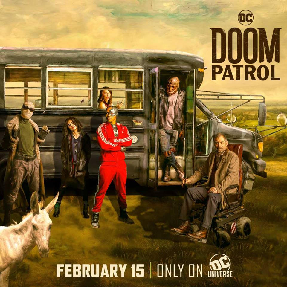 Doom Patrol - Dailybloid com