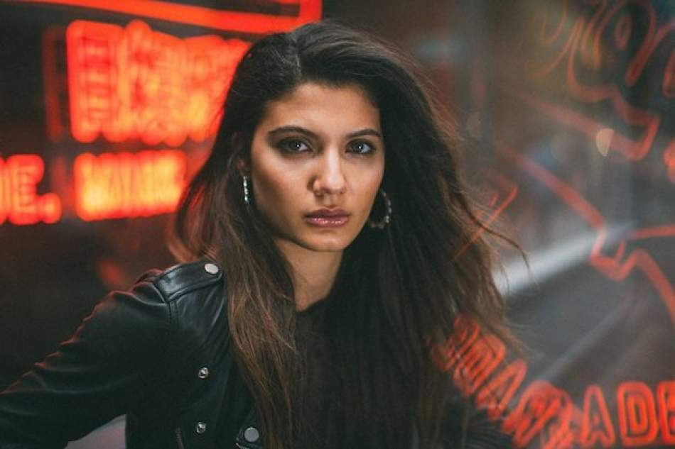From movie Wonder Woman to tv series Krypton: interview with actress Andrea Vasiliou
