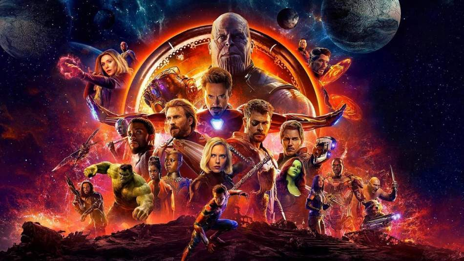 Interview with Perla Middleton, actress for 'Avengers: Infinity War'