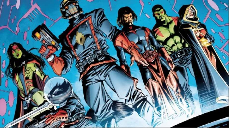 Interview with Dan Abnett, co-creator of the new Guardians of Galaxy