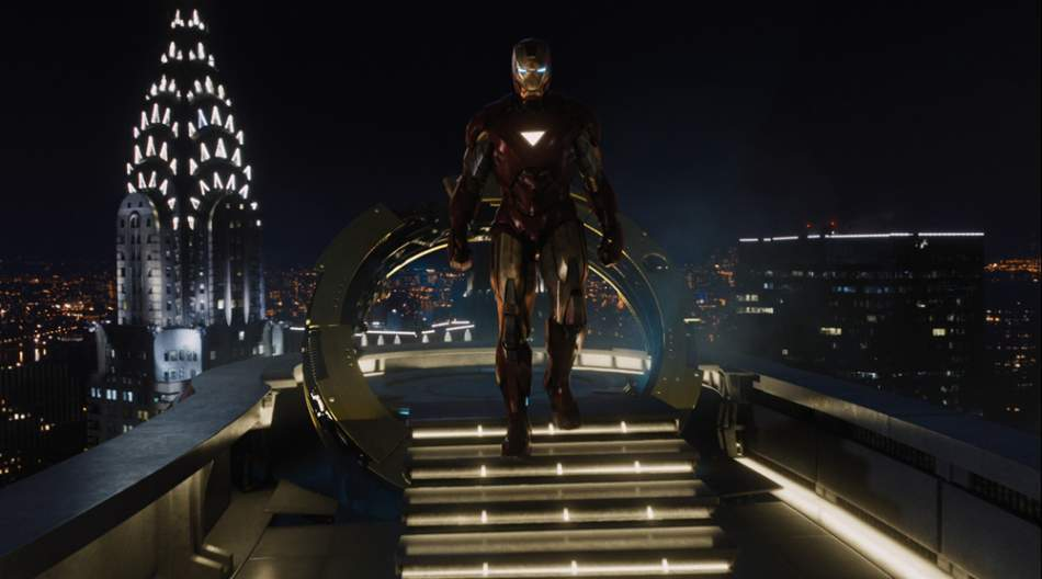 Interview with William Hunter, art director for 'The Avengers'