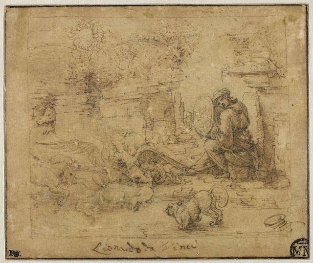 Exhibition Leonardo da Vinci
