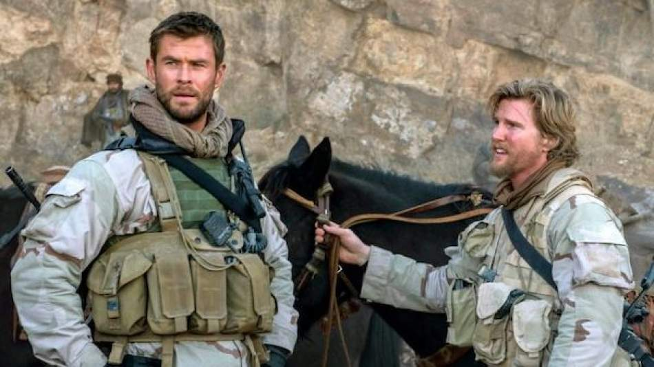 'Chris Hemsworth, Michael Shannon are perfect in the movie 12 Strong': interview of author Doug Stanton
