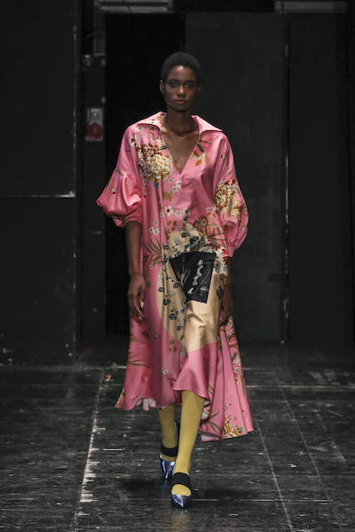 Milan Fashion Week: Antonio Marras spring summer 2020 collection