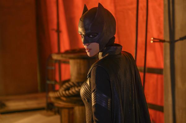 Tv series Batwoman