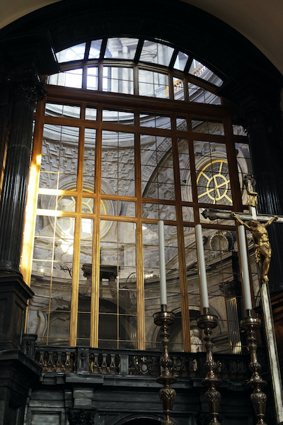 The Chapel of the Holy Shroud of Jesus of Nazateh