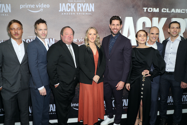 Tv series Jack Ryan season 3