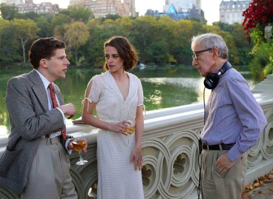 'Woody Allen is pretty amazing on the set': Interview with actor Stephen Kunken