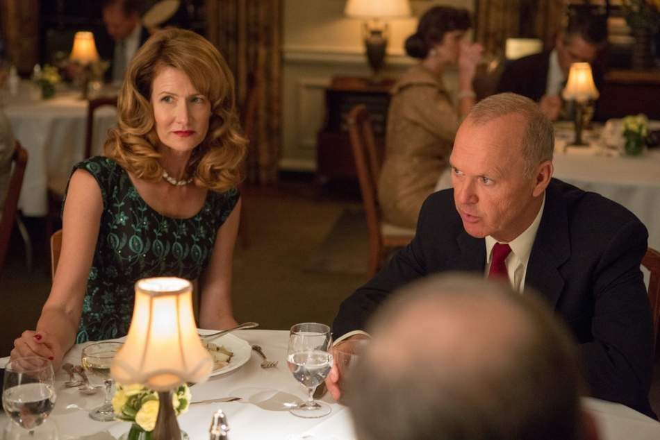 'Michael Keaton is extreme focused, Laura Dern is nice': interview with actor David de Vries