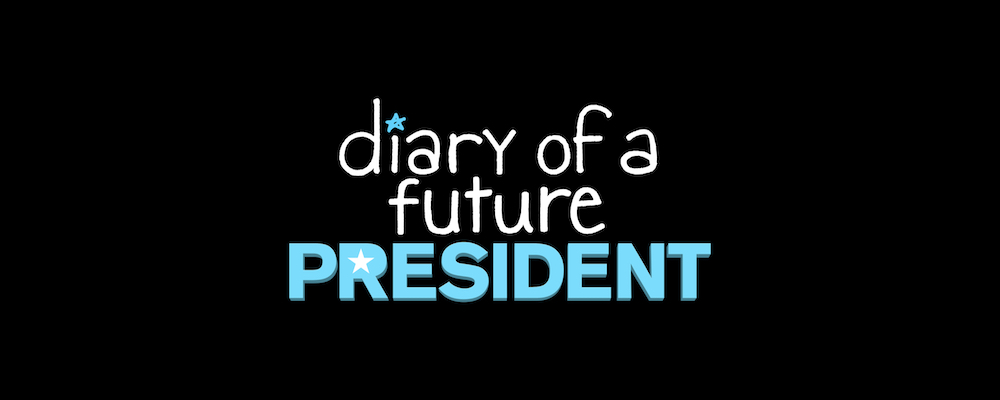 Tv series Diary of a Future President