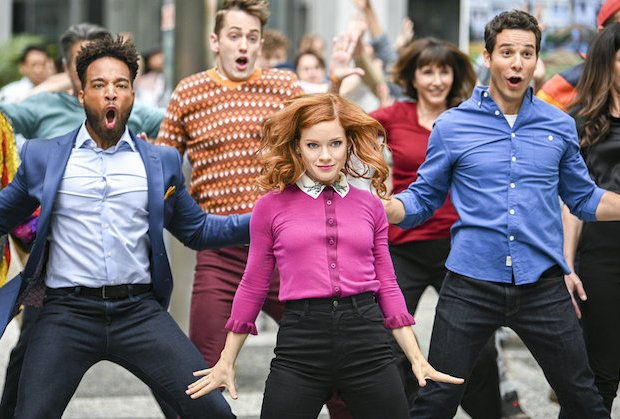 Tv series Zoey's Extraordinary Playlist