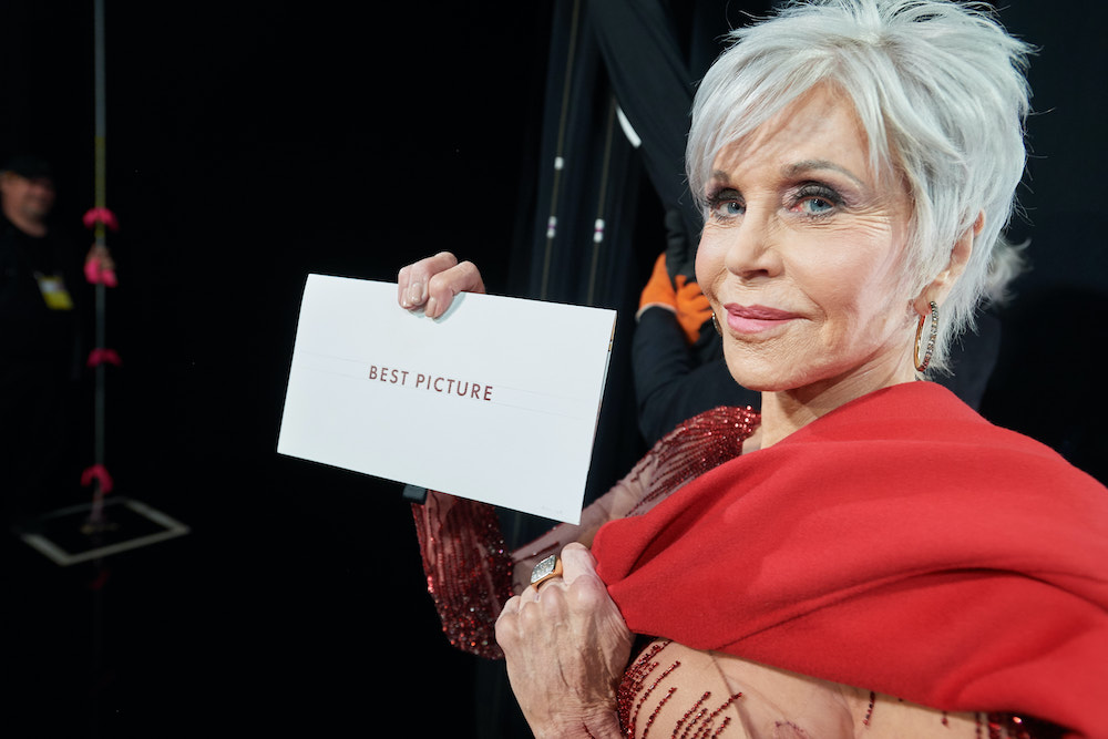 Academy Awards,  Oscar 2020 - backstage images