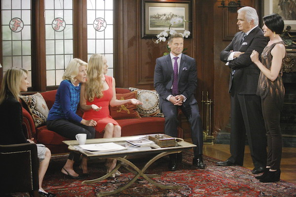 Tv soap The Bold and the Beautiful