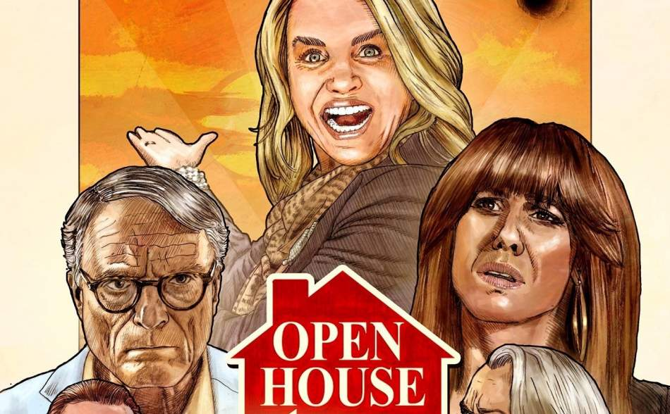 Short Open House 1-4, interview with actress Tanya Christiansen and director Brad Holloway