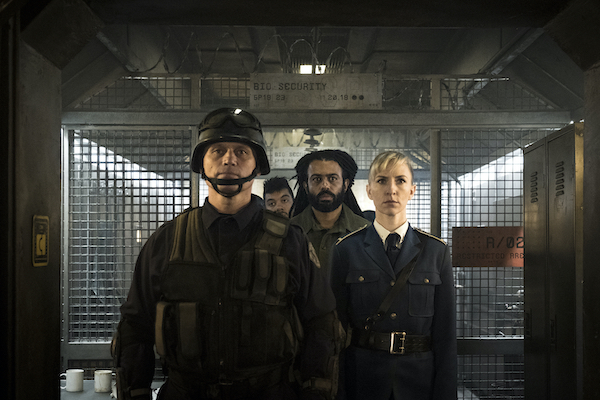 Tv series Snowpiercer