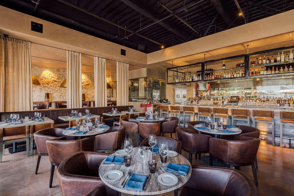 N10 Restaurant in Los Angeles, interview with founder Alessandro Del Piero