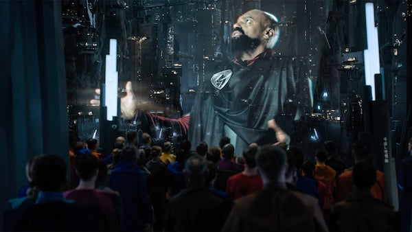 Tv series Krypton