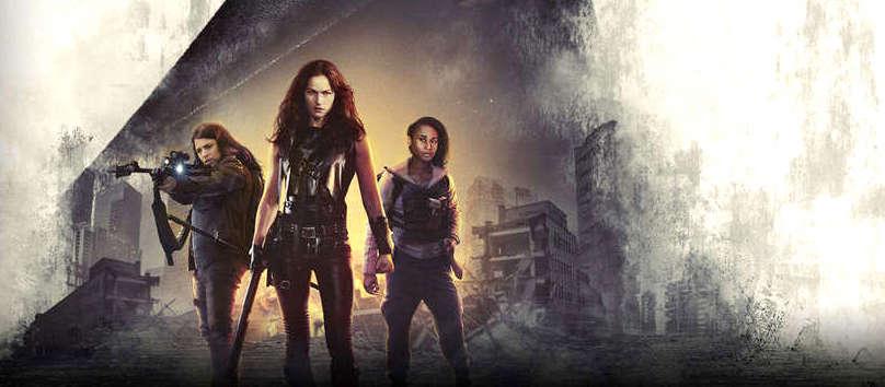 Tv series Van Helsing