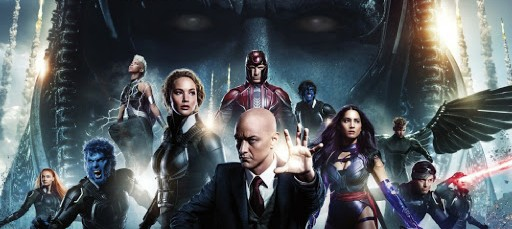 X-Men: Apocalypse, interview with actor James Malloch