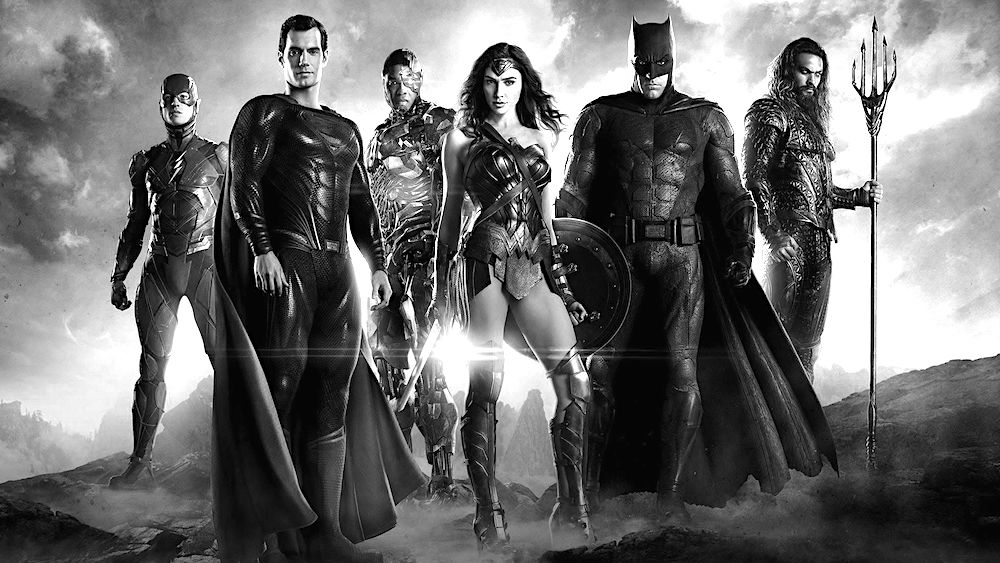 Tv Series Zack Snyder's Justice League