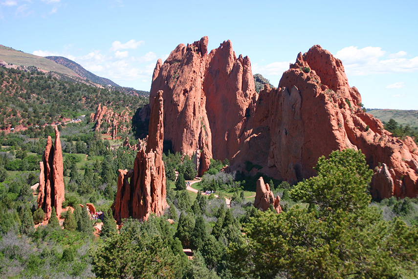 Garden of the Gods - Colorado Springs - United States - images