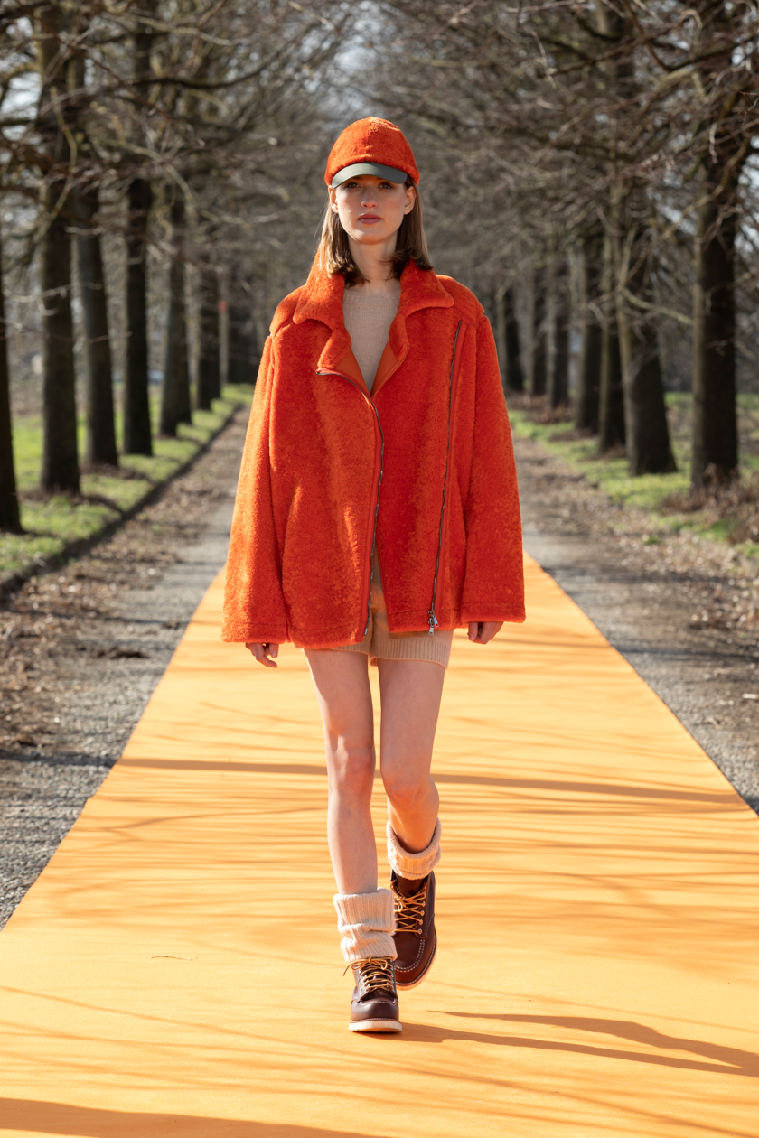 Milan Fashion Week: Simonetta Ravizza autumn-winter 2022 collection