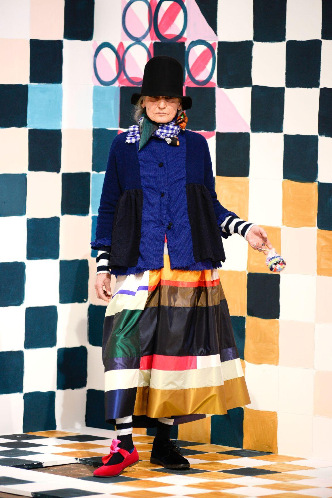 Milan Fashion Week: Daniela Gregis autumn winter 2022 collection